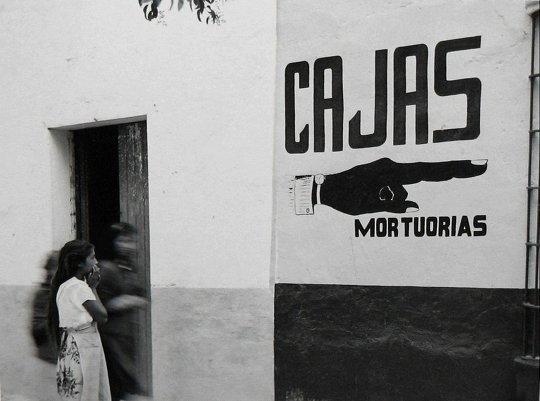 Мексика в фотографиях Мануэля Альвареса Браво