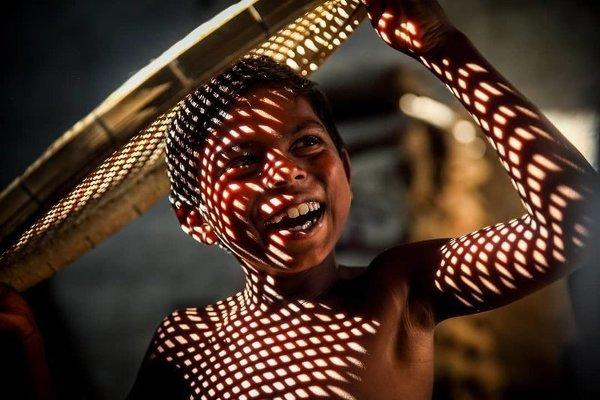 Детские портреты от фотографа Моу Айши