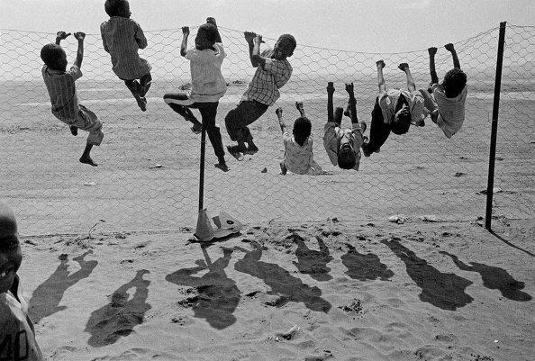 Греческий фотограф Никос Экономопулос