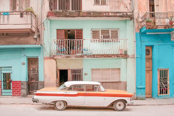 Пастельная Гавана