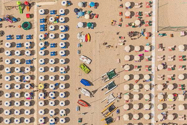 Симметрия, узоры и краски в аэроснимках
