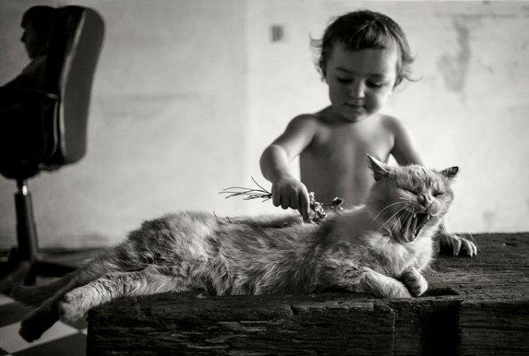 Фотографии детей от Алена Лебуаля