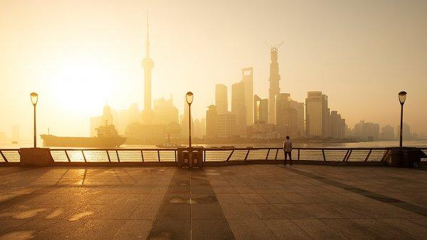 Архитектура Дубая и Шанхая в фотографиях Йенса Ферстерра