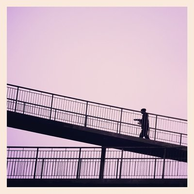 Минимализм в фотографиях Тони Хаммонда