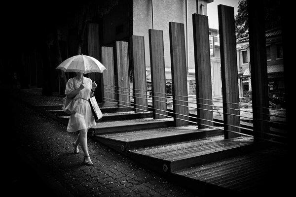 Как снимать черно-белую уличную фотографию