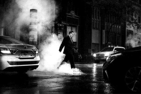 Уличный фотограф и журналист Алан Шаллер