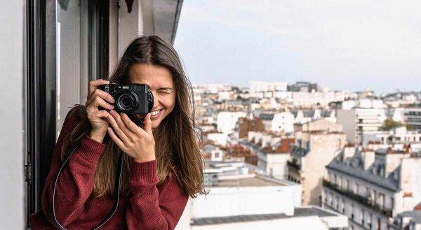 28 октября: Основы фотографии