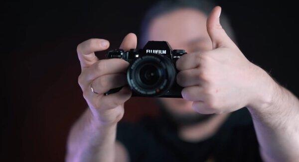 Fujifilm X-S10 - убийца X-T30! Видеообзор