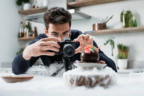 Рецепт успеха: известный кондитер тестирует возможности новой Canon (Обзор!)