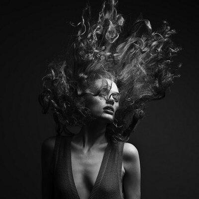 """Одноименная серия""""Hair"""""""