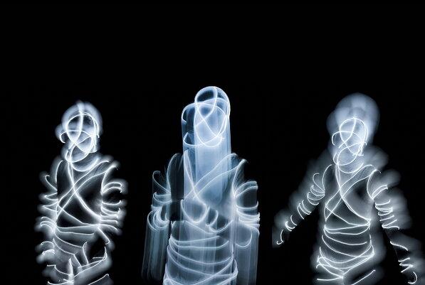Люминесцентная фотография
