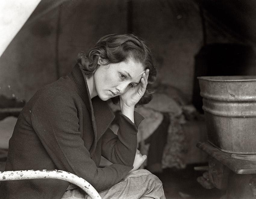 Великая депрессия в США — 27