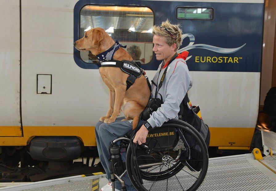 фото бельгийской спортсменки