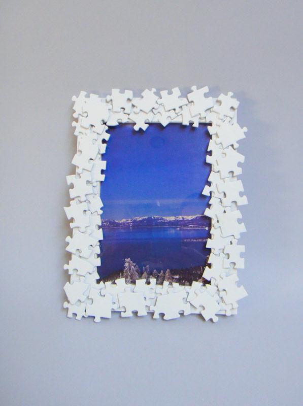 декор рамки для фото своими руками