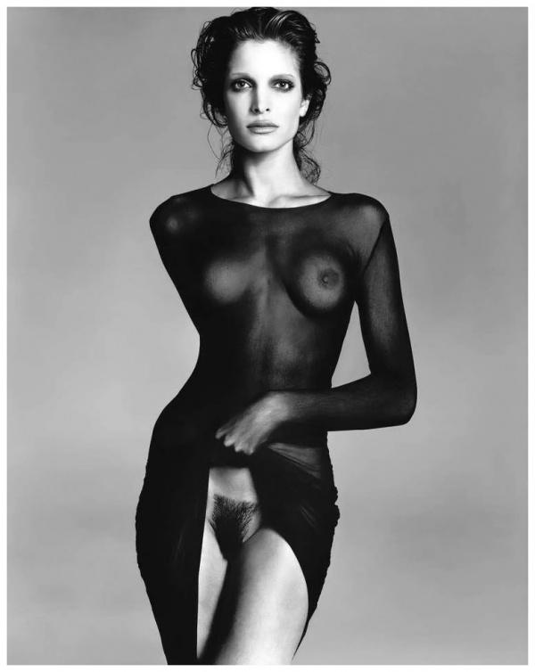 лучшие эротические фото известных моделей всех времён