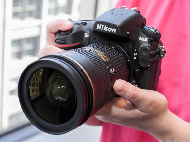 Как сделать профессиональное фото на никон