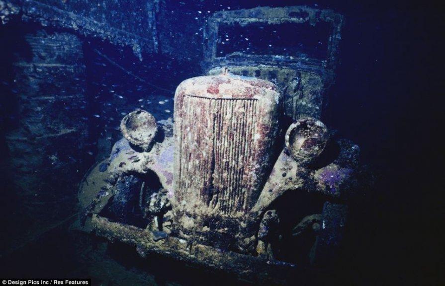 в поисках сокровищ подводные лодки i