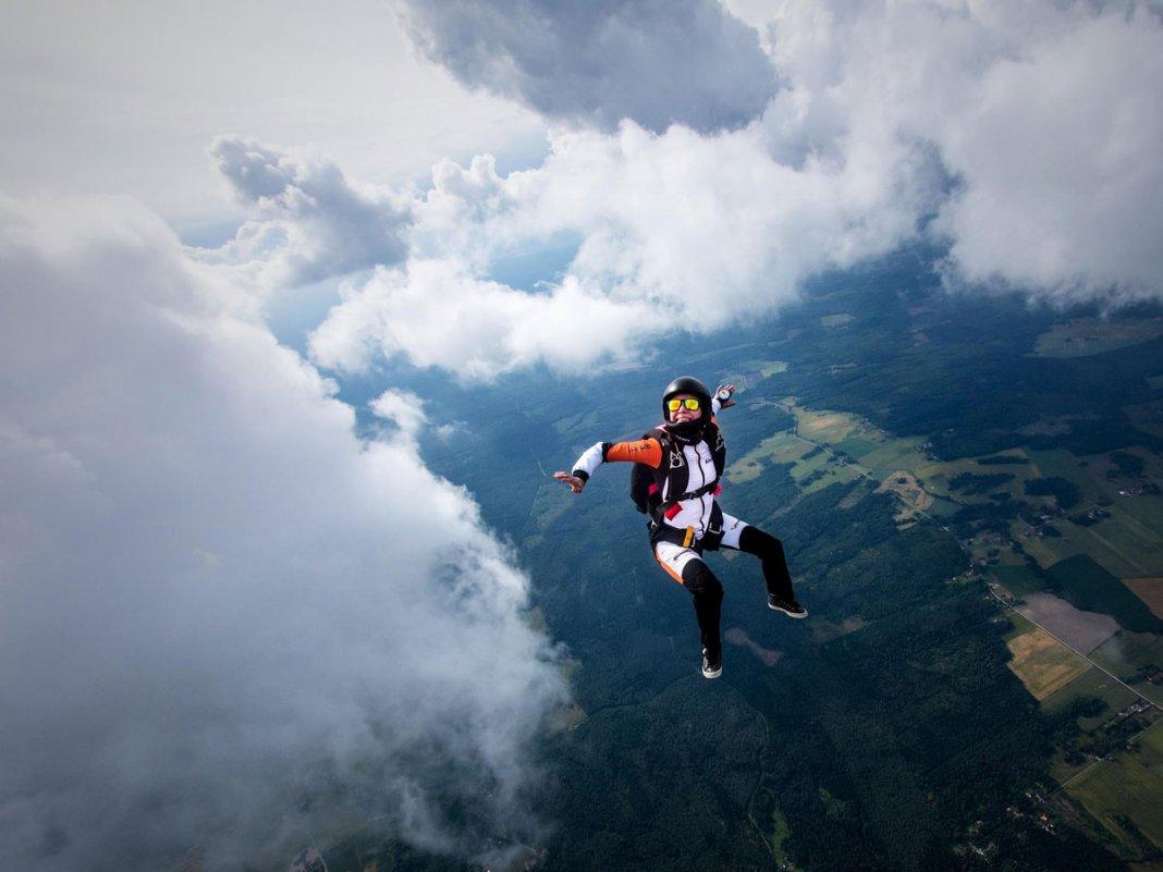 свободное падение фото