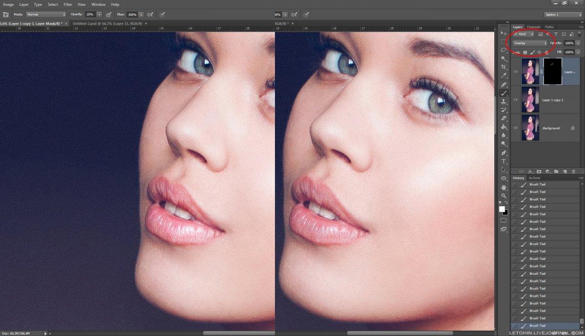 Как сделать фото красивым редактировать