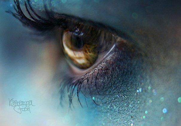 Взгляд иногда можно прочесть(фото:Lux Tenebra)