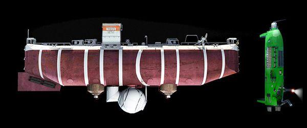 """подводная """"подмога"""" от компании Trieste"""