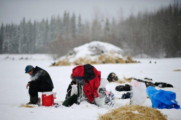 Арт Чёрч - законный обеденный перерыв(фото:Marc Lester)