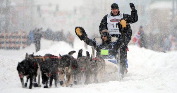 Джо Бейкер и его команда - победители 2011