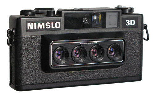 3D фотоаппарат