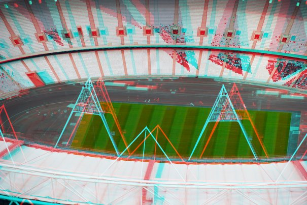 знаменитый стадион для Олимпиады-2012