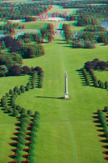 Оксфордшир, дворец Бленхейм