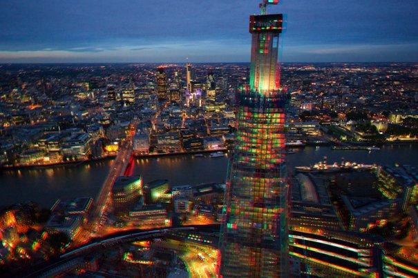 Лондонский мост у башни Шард