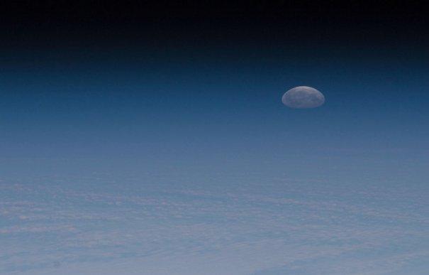 Закат Луны