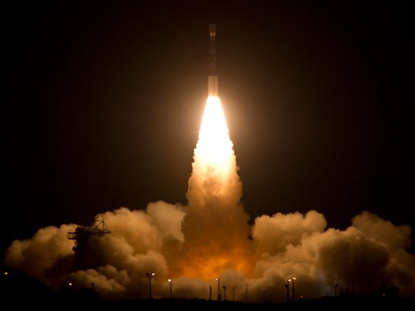 Ракета Delta II (фото:Bill Ingalls)