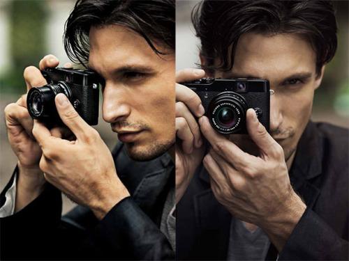 Фотокамера FUJIFILM X10