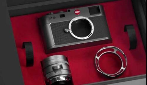 Фотокамера Leica M9 titanium