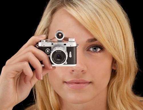 Фотокамера MINOX Digital Classic Camera DCC 5.1