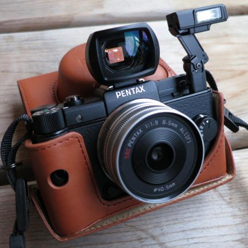 Фотокамера Pentax Q