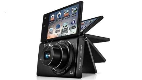 Фотокамера Samsung MV800  MultiView