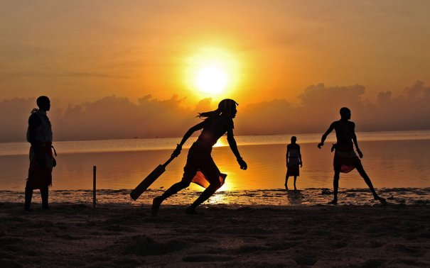 пляж Момбаса, Кения , фото:Carl De Souza