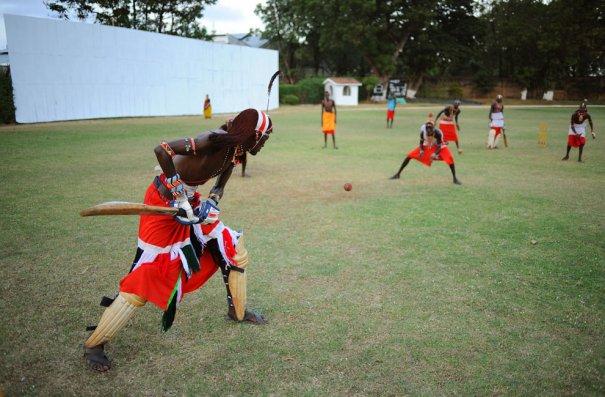 Игра в самом разгаре, фото:Carl De Souza