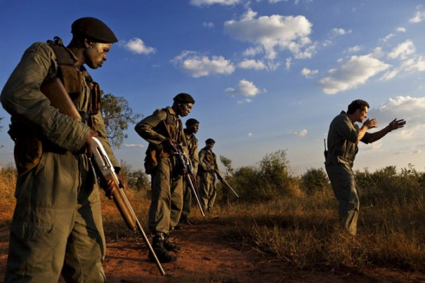 Боевые учения, фото:Brent Stirton