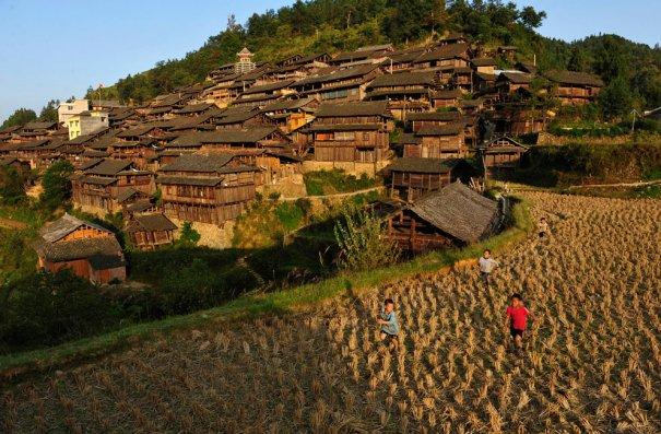 округ Донг, фото:Sheng Li