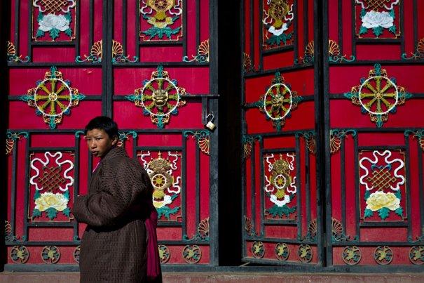 провинция Сычуань, Китай, фото: