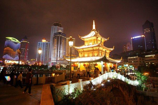 город Гуйань, Гуанчжоу, фото:Feng Li