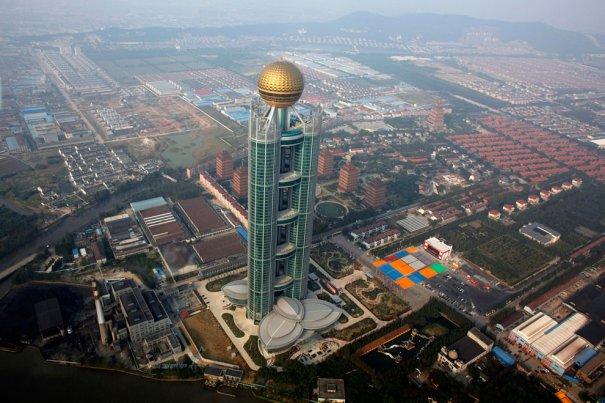 башня Huaxi