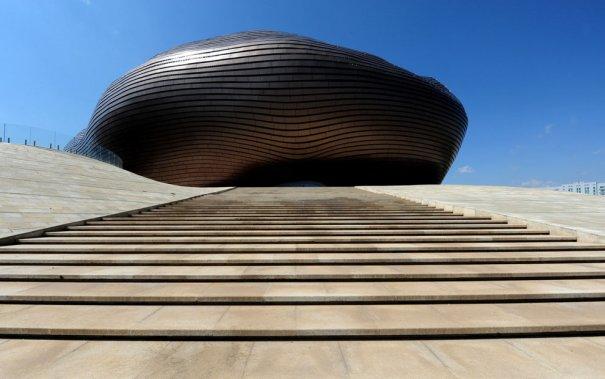музей Ордос, фото:Mark Ralston