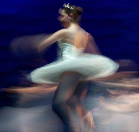 Балерина, фото:Joseph Valdivia