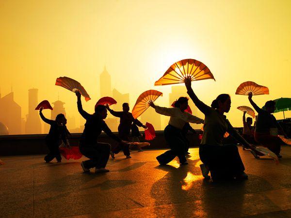 Шанхай,фото: Justin Guariglia