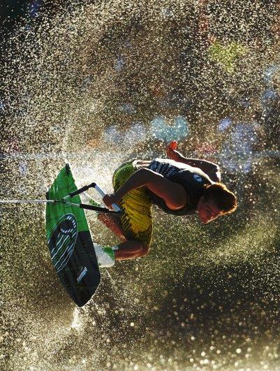 Серфинг - без воды не существовал бы! фото:Scott Barbour