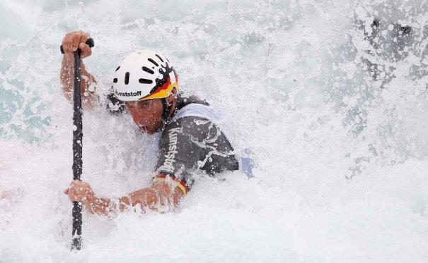 Плавание на каноэ и байдарках, фото:Eddie Keogh